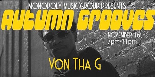 Monopoly Music Group Presents: Autumn Grooves