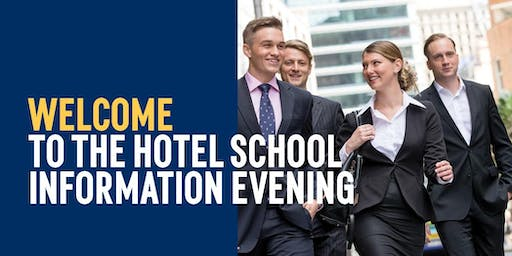 The Hotel School Melbourne Information  Evening