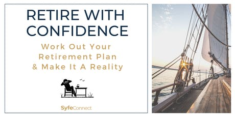 Retire With Confidence tickets