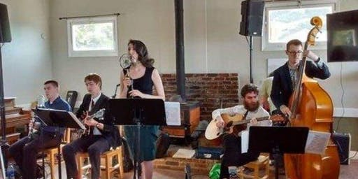 October Harbor Hop: Evelyn and Her Vintage Ties