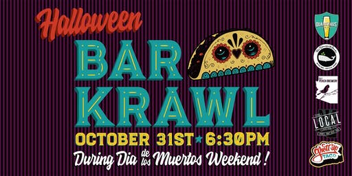 Downtown Chandler's South of The New Square Halloween Pub Krawl