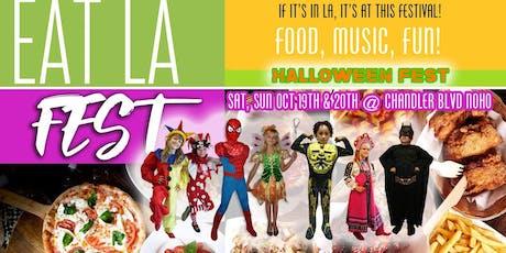 Biggest Halloween Food & Fun Fest Los Angeles! tickets