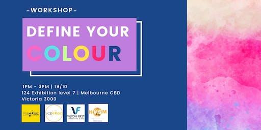 Define your colour