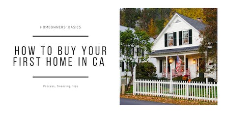 First Time Home Buyer: what you need to know tickets