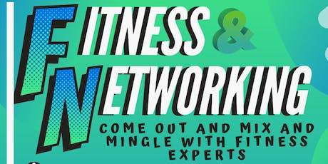 Fitness & Networking tickets