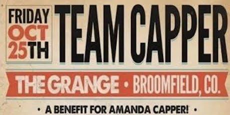 A Benefit for Amanda Capper tickets