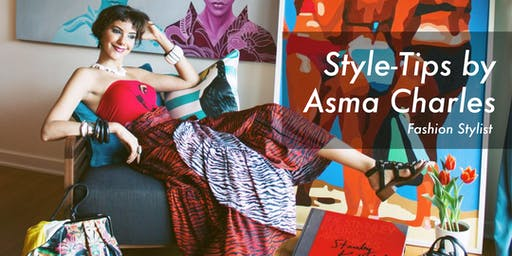 Hula Happenings: Style-Tips by Asma Charles, Stylist at Louis Vuitton