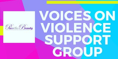 Voices on Violence Support Group