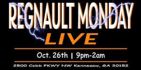 Mr. Monday One Night Only: Kennesaw tickets