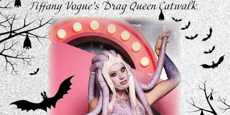 Halloween At The Cat & Fiddle: Tiffany Vogues Drag Queen Catwalk tickets