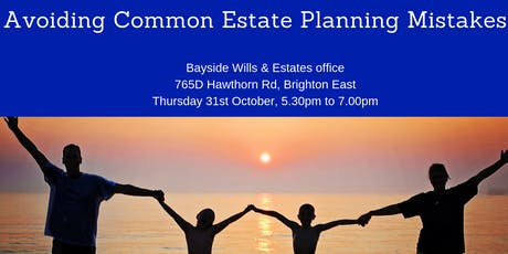 Boardroom Series: Avoiding Common Estate Planning Mistakes tickets