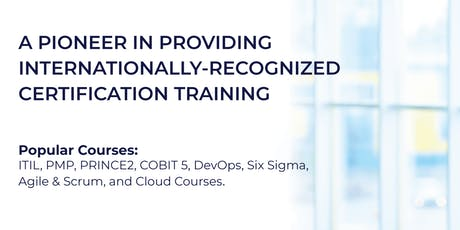 PRINCE 2  Certification training course in Ottawa, CA tickets