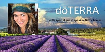 doTERRA Essential Oils & the Big Picture of Wellness