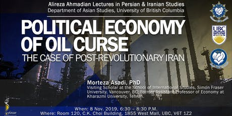 Political Economy of Oil Despotism: The Case of Post-Revolutionary Iran tickets