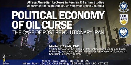Political Economy of Oil Despotism: The Case of Post-Revolutionary Iran