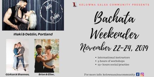 Kelowna Bachata Weekender