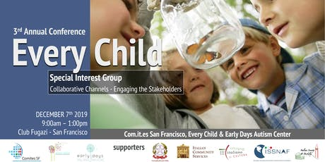 Every Child Conference 2019 – 3rd Edition tickets