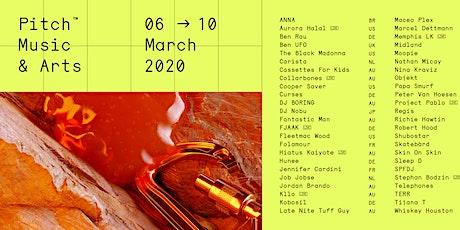 Pitch Music & Arts 2020 tickets