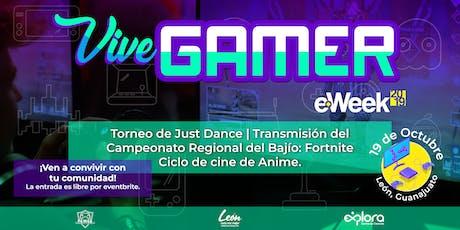 VIVE Gamer entradas