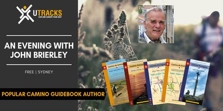 An Evening with John Brierley | Free Sydney Event By UTracks tickets