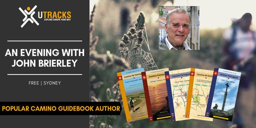 An Evening with John Brierley | Free Sydney Event By UTracks