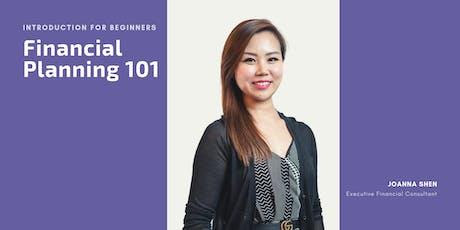 Financial Planning 101 tickets
