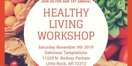 Healthy-Living Workshop tickets