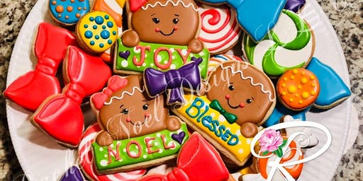 Gingerbread Boys and Girls Cookie Class