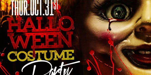 Halloween Costume Party at Tapas Bar and Lounge