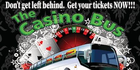 WSBN Fall Fun Party Bus to Black Oak Casino Fundraiser tickets