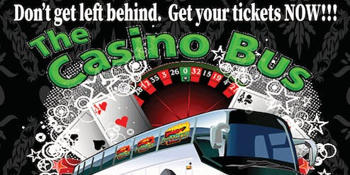 WSBN Fall Fun Party Bus to Black Oak Casino Fundraiser