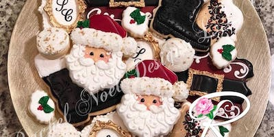 Copy of Beards, Buckles and Boots Cookie Class