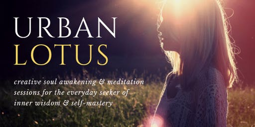 Urban Lotus for Meditation, Mindfulness & Creativity