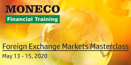 Foreign Exchange Markets Masterclass Tickets