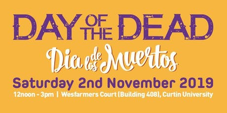 Day of the Dead Curtin tickets
