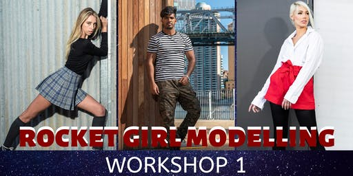 Rocket Girl Modelling Workshop 1