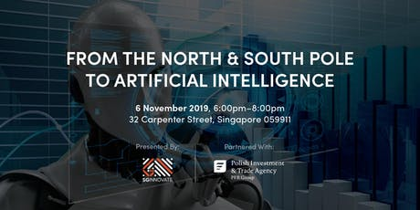 From the North & South Pole to Artificial Intelligence tickets