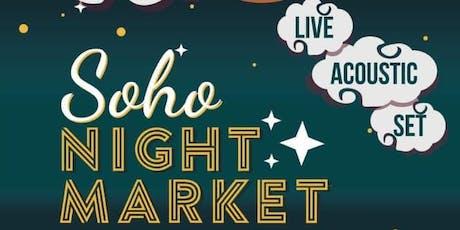 SoHo Night Market  tickets