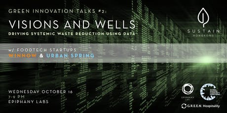 Visions and Wells: Driving Systemic Waste Reduction Using Data tickets
