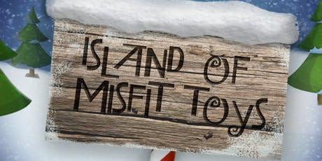 The Island of Misfit Toys: Nate Butler's 27th Annual Mmm-Mmm Christmas tickets
