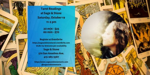 Tarot Readings with Shannon Marie