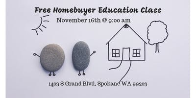Free First Time Homebuyer Class