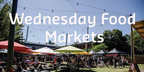 Wednesday Food Markets @ Curtin tickets