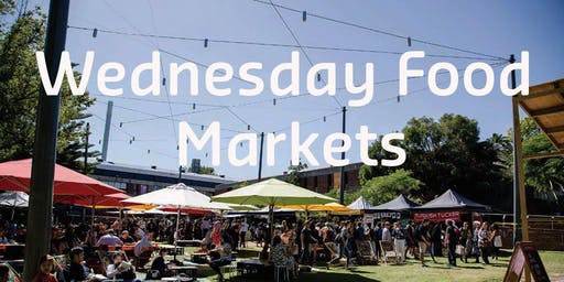 Wednesday Food Markets @ Curtin