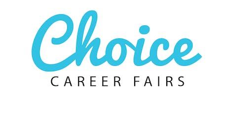 San Antonio Career Fair - August 13, 2020 tickets