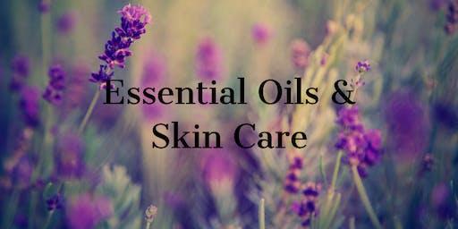 Essential Oils for Skin Care