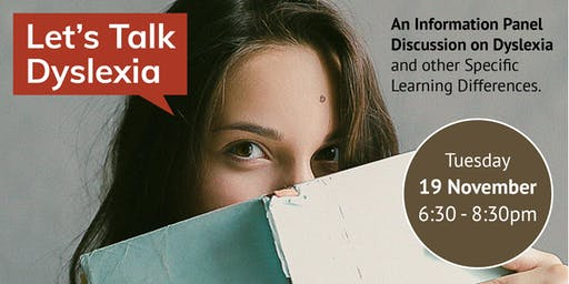 Let's Talk Dyslexia