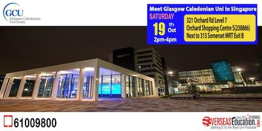 Meet Glasgow Caledonian Uni in Singapore