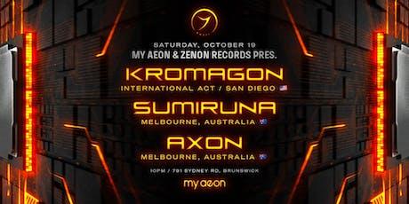 Kromagon tickets
