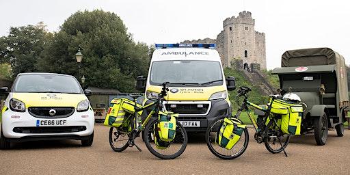 patient transport attendant requal
